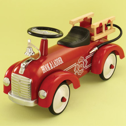LAND OF NOD RIDE ON TOYS