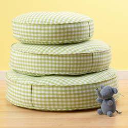 LAND OF NOD BEAN BAGS AND FLOOR CUSHIONS