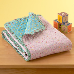 LAND OF NOD BABY BLANKETS