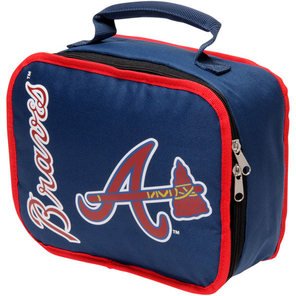 ATLANTA BRAVES LUNCH BOXES AND BAGS