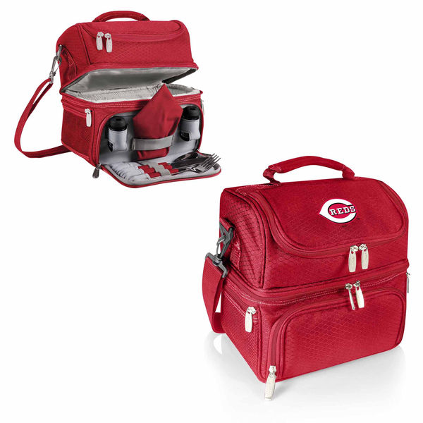 CINCINNATI REDS LUNCH BOXES AND BAGS