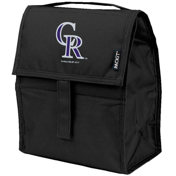 COLORADO ROCKIES LUNCH BOXES AND BAGS