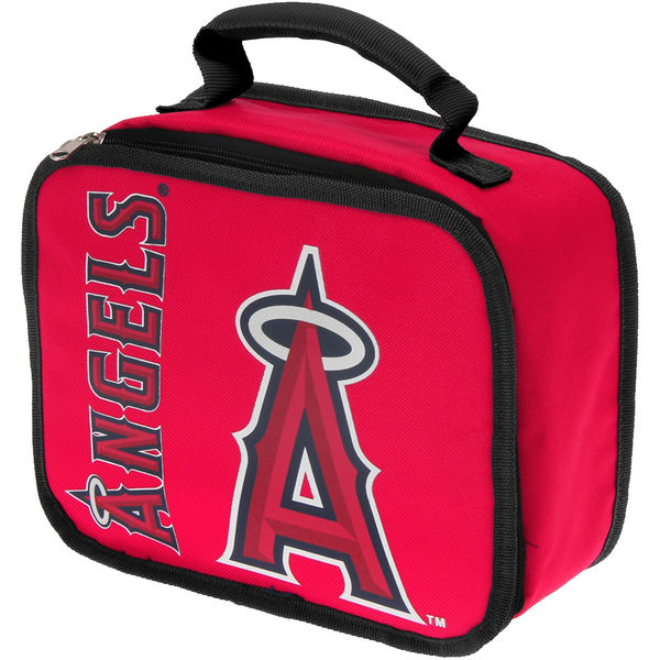 LOS ANGELES ANGELS LUNCH BOXES AND BAGS