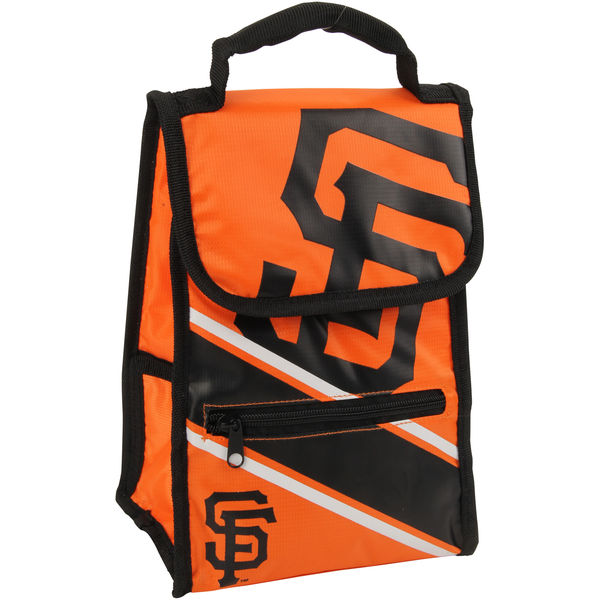 SAN FRANCISCO GIANTS LUNCH BOXES AND BAGS