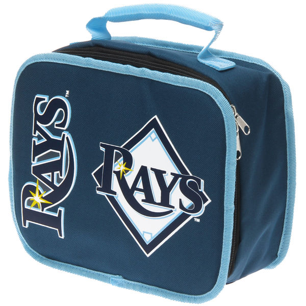 TAMPA BAY RAYS LUNCH BOXES AND BAGS