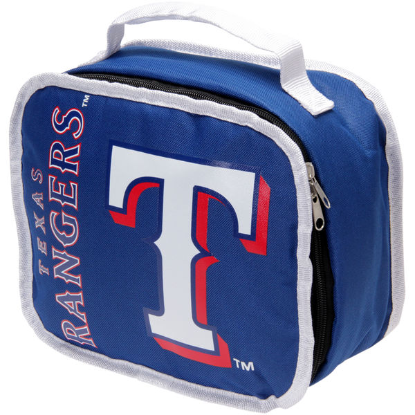 TEXAS RANGERS LUNCH BOXES AND BAGS