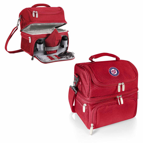 WASHINGTON NATIONALS LUNCH BOXES AND BAGS